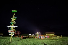 "Лагерь ""Долина царей"". Август 2013 года"