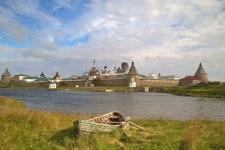 Преображенский Соловецкий мужской монастырь. Фото: Андрей Юрин