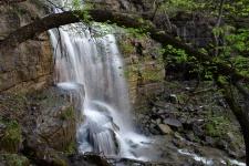 Водопад Куперля. Фото: Рамиль Юсупов