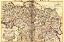 Карта Г.Делиля 1742 г. с обозначением Лукоморья. Из книги ''История Лукоморья в архивных материалах, географических картах и дневниках путешественников''
