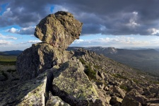 Гора Сукташ. Фото: Рамиль Юсупов