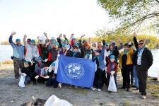 День Енисея в Саяногорске. 2011 год