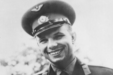 Yuri Gagarin. The photo is provided  by the Research Test Cosmonaut Training Center called after Yuri Gagarin