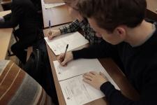 Всероссийский географический диктант прошел в стенах Казанского Федерального Университета