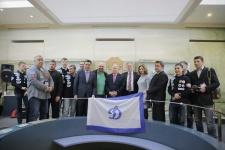 Официальное отправление экспедиции Регионального отделения Русского географического общества на Белое море