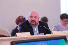 Дмитрий Шиллер представлял Русское географическое общество в РТ