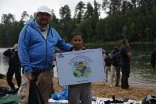 Дети - самые активные участники экологических акций