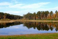 Вторая в этом году экологическая акция состоится на озере Лебяжье