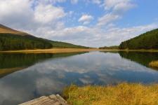 Озеро Хорлакёль. Фото: Антон Литвинов