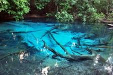 Сплав стартует на Голубом озере