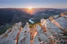 Сулакский каньон. Фото: Антон Агарков