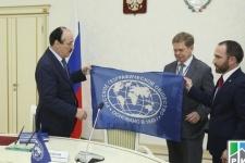 Подписано соглашение между Республикой Дагестан и Русским географическим обществом. Фото: РИА Дагестан