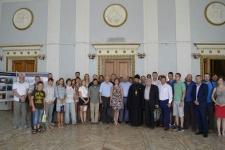 Дмитрия Шиллера переизбрали на должность председателя регионального отделения Русского географического общества в РТ