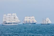 «SCF Black Sea Tall Ships Regatta 2016». Photo by Uyri Maslyaev