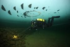 Подводное изучение водоемов