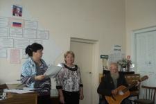 Торжественное мероприятие, посвящённое юбилею П.С. Палласа