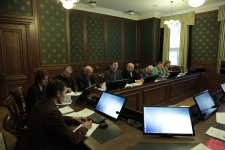 Заседание географической комиссии - пример работы с научным сообществом КФУ