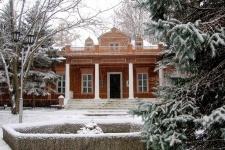На границе Рязанской и Липецкой областей сохранилось родовое имение «Рязанка», в котором родился и вырос Семенов-Тян-Шанский