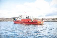 Решена одна из важных задач – выбор судна для работы группы аквалангистов