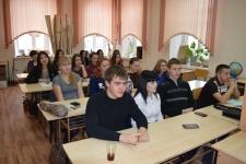 Первые участники Молодежного клуба Оренбургского регионального отделения РГО