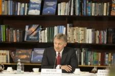 Председатель Медиа-совета Русского географического общества Д.С.Песков