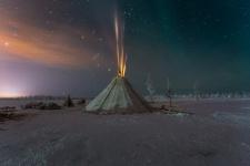 На пороге ночи. Фото: Кирилл Уютнов