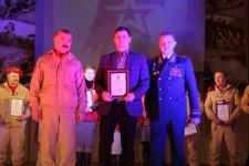 Андрей Агарков представил Русское географическое общество на слете Юнармии