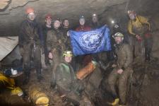 Участники экспедиции (фото предоставлено Г. Самохиным)