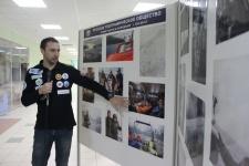 Открытие выставки Русского географического общества