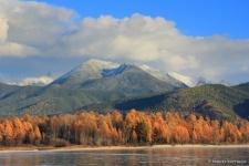 Barguzinskiy reserve. Photo from the website zapovednoe-podlemorye.ru. Author Sergey Shitikov