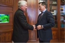 Встреча с губернатором