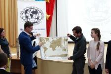 Сергей Кулиш принял участие в городском семинаре учителей географии