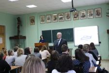 Встреча с А.П. Катровским