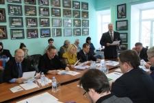 Заседание Попечительского совета Ивановского отделения