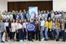 Занятие областной «Школы социального лидерства»