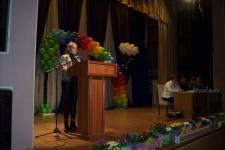 На областной конференции выступила Дарина Жаворонкова