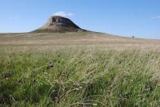 Гора-шишка Корсак-Бас