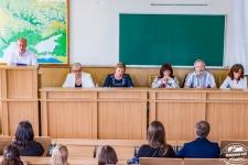 Организаторы и докладчики конференции (Фото Гасица К., Бирюков М.)