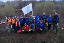 Мероприятие стало первым из серии экологических акций регионального отделения в рамках Года экологии и общественных пространств РТ