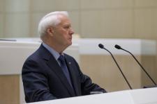 Первый Вице-президент Русского географического общества Николай Касимов