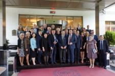 Заседание Совета регионов РГО