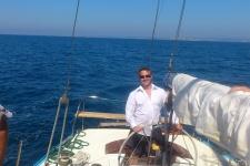 "Экспедиция на парусной яхте ""Гермес"""