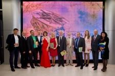 Презентация Атласа турмаршрутов на Заседании Совета регионов РГО