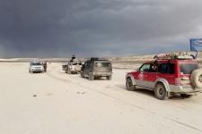 Экспедиция в Западный Казахстан