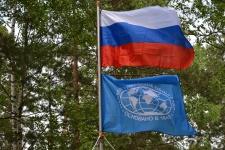 Подъем флагов