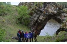 Участники экспедиции по Южному Уралу.