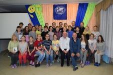 Участники научного семинара «Я-географ» в 2017 году. Фото предоставлено КОО РГО