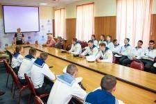 Встреча с курсантами. Фото: Маргарита Кузнецова