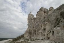 Дивногорье – один из ландшафтно-исторических символов России. Фото Александра Александровича Чибилева.