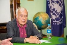 Визит лорда Скидельского в  ОИАК. Фото: Маргарита Кузнецова
